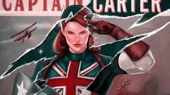 Nagyon menő posztert kapott Peggy Carter a What If...? sorozat kapcsán kép