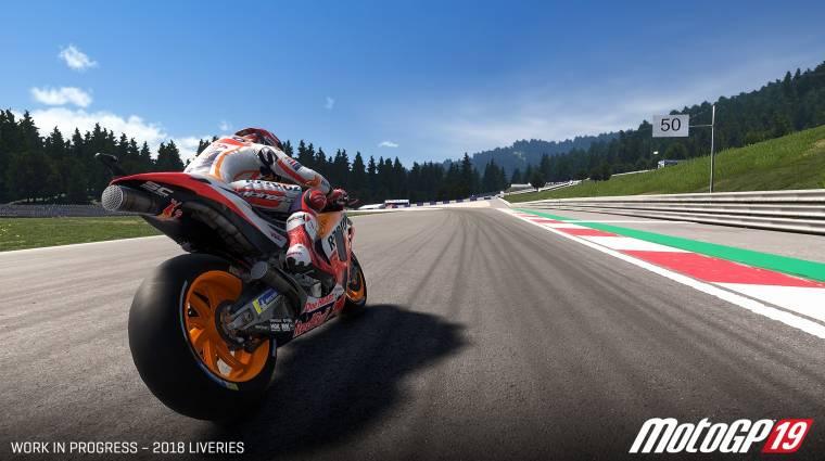 MotoGP 19 - jobb MI-t, ütősebb multit ígér a Milestone bevezetőkép