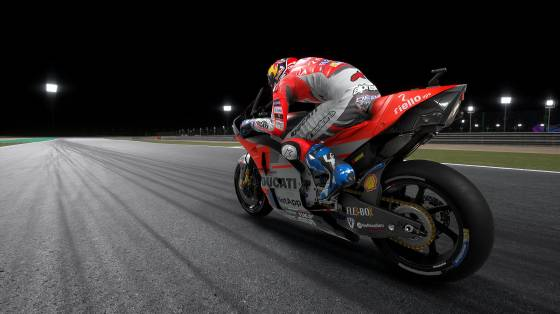 MotoGP 19 infódoboz