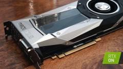 Az NVIDIA Pascal GPU-i hamarosan ray tracinget kapnak a nyakukba kép