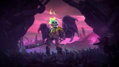 Rad megjelenés - még a nyáron befut a Psychonauts fejlesztőinek következő játéka kép