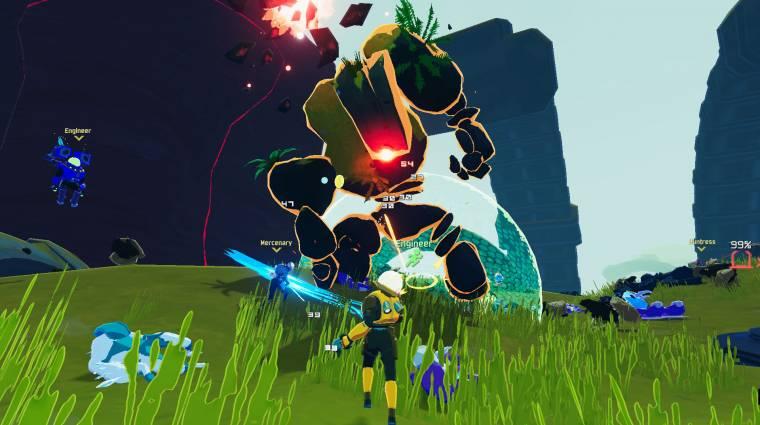 Risk of Rain 2 - már az első hónapban több mint egymillió példány kelt el a játékból bevezetőkép