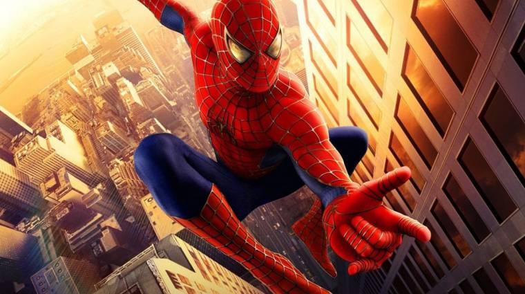 Felújították a Sam Raimi-féle Pókember hírhedt ikertornyos előzetesét bevezetőkép