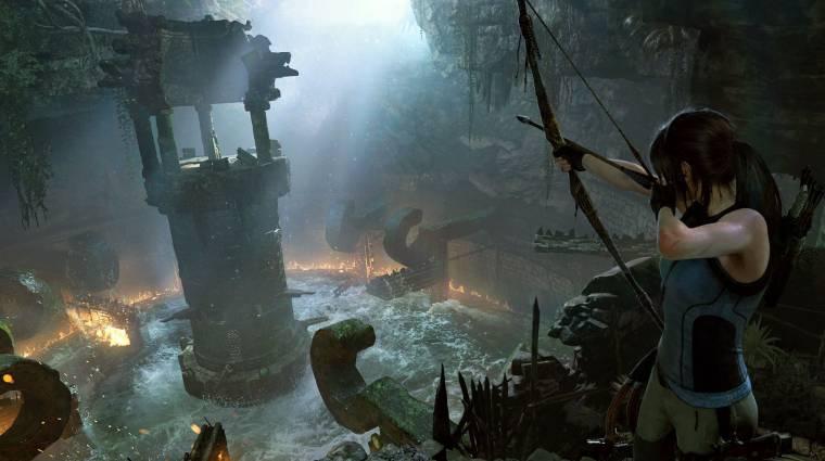 Shadow of the Tomb Raider - megjelent az új DLC, a The Serpent's Heart bevezetőkép