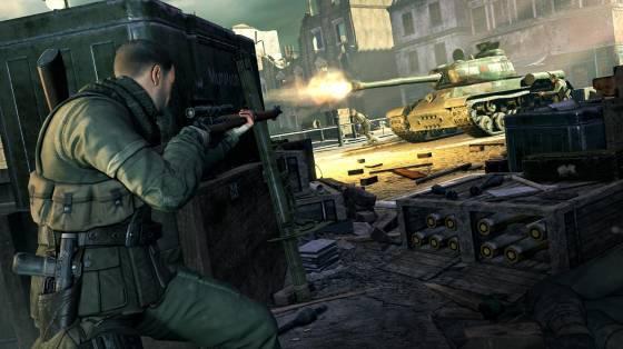 Sniper Elite V2 Remastered infódoboz