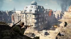 Sniper Elite - Switch portok, VR-játék és folytatás is készül kép