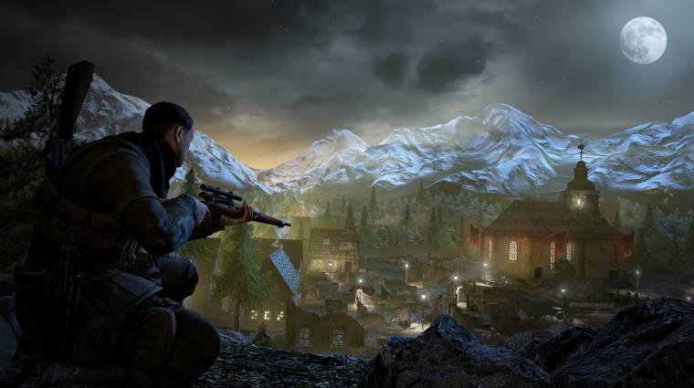 Sniper Elite V2 Remastered - együtt érkezett az összehasonlító videó és a megjelenési dátum bevezetőkép