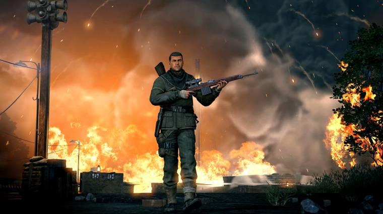Sniper Elite V2 Remastered - ezért lesz érdemes játszani vele bevezetőkép