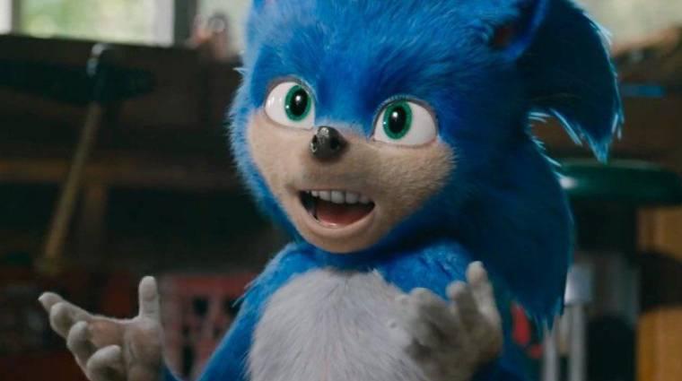 Sonic film - kiszivárogtak az állítólagos új dizájnról készült képek bevezetőkép