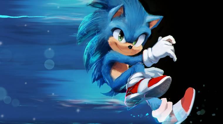 Végtelenül egyszerű okból néz ki jobban Sonic a filmadaptáció új előzetesében bevezetőkép