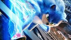 Egy rövid előzetesben láthatjuk, ahogy Sonic megkapja a cipőjét kép