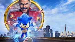 A Sonic, a sündisznó rendezője köszönetet mondott a nézőknek kép