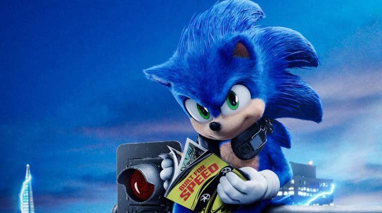 Sonic, a sündisznó kibeszélő - az év pozitív meglepetése bevezetőkép