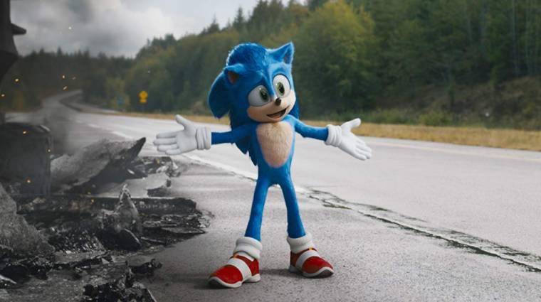 Még egyetlen játékból készült film sem nyitott olyan jól, mint a Sonic, a sündisznó bevezetőkép