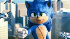 Határozottan sikeres a Sonic film kép