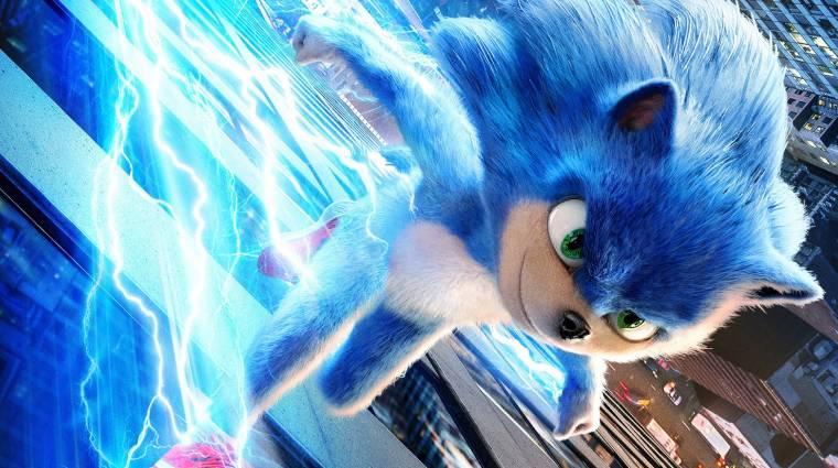 BRÉKING: Megvalósul a Sonic, a sündisznó folytatása! kép
