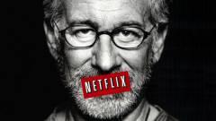 Vélemény: Spielberg vs. Netflix kép