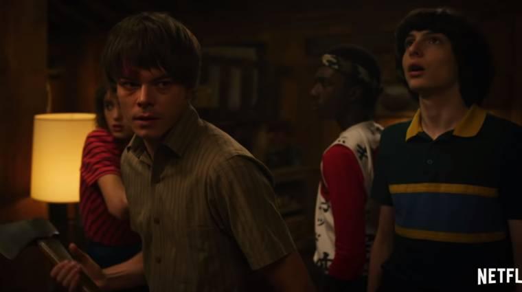 Stranger Things 3. évad - megjött az utolsó előzetes bevezetőkép