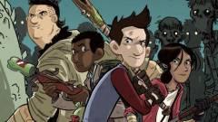 The Last Kids On Earth - Mark Hamill is benne lesz a Netflix animációs sorozatában kép
