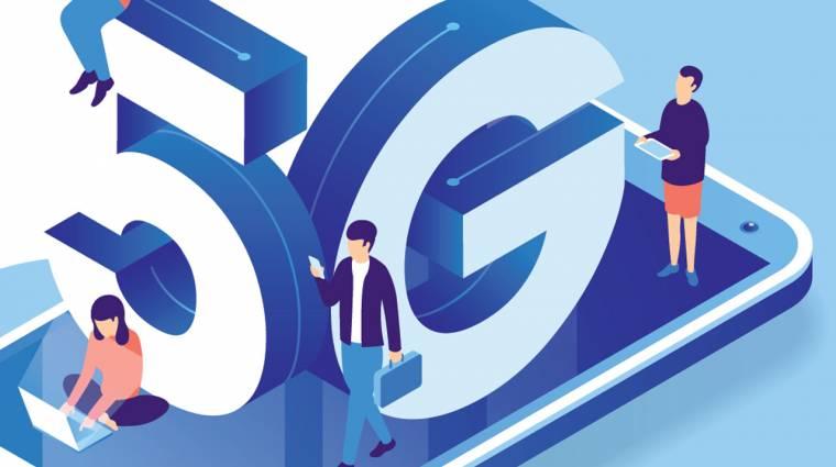 Örülünk az 5G-nek? Mit tud az új mobil szélessáv? kép