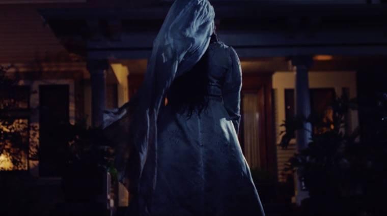 A gyászoló asszony átka - Kritika kép