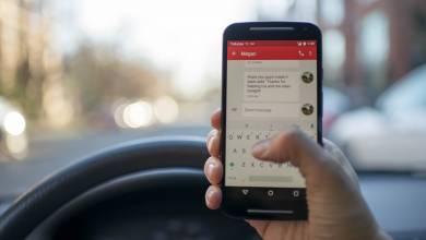 Veszélyesebb a volán mögötti mobilozás, mint gondolnád