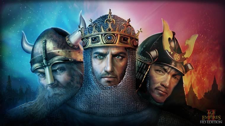 Age of Empires 2: Definitive Edition - közel a megjelenés? bevezetőkép