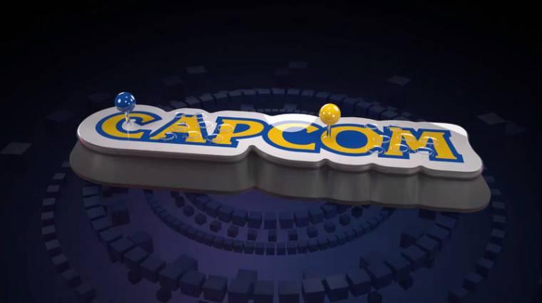 Otthoni árkád játékgépet jelentett be a Capcom bevezetőkép