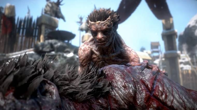 Darkborn - egy játék, amiben a szörnyek a jók bevezetőkép