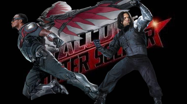 Kiderült, hány epizódosra tervezik Sólyom és Bucky sorozatát bevezetőkép