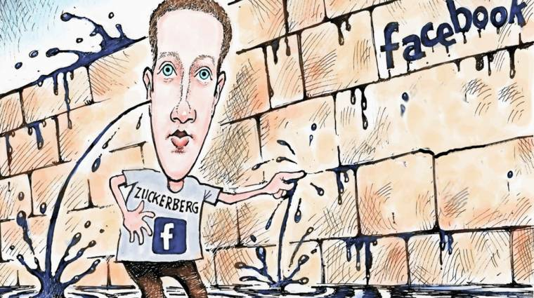 Már megint félmilliárd Facebook felhasználó adata keringett szabadon kép