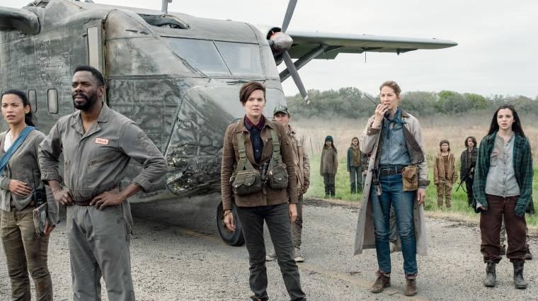 Ekkor tér vissza a Fear The Walking Dead aktuális évada kép