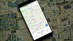 A Google Térképbe is jönnek a hirdetések kép