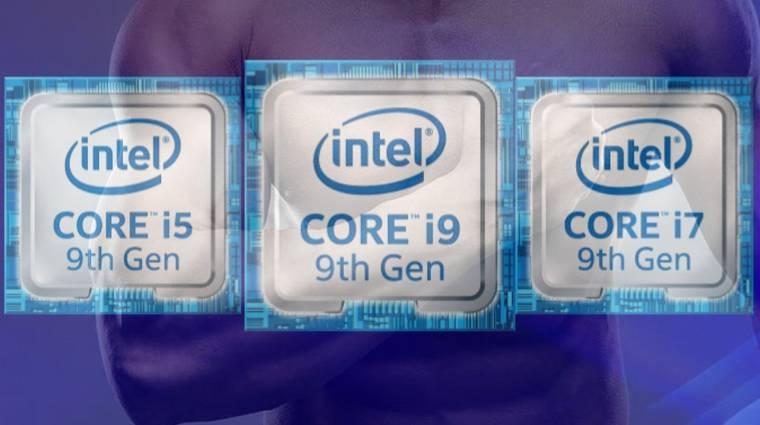Brutális Intel laptop-processzorok érkeztek kép