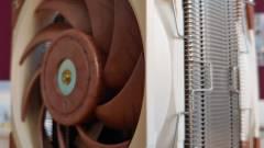 Kis kockában nagy erő: Noctua NH-U12A teszt kép