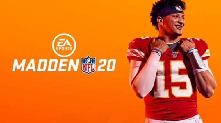 Madden NFL 20 - bejelentették az új részt, itt az első előzetes bevezetőkép