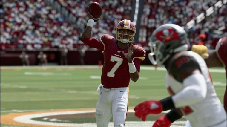 A Madden NFL 21-ből is kikerül a Washington Redskins neve és logója bevezetőkép