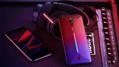 Brutális, de furcsa a Nubia Red Magic 3 gamer-telefon kép