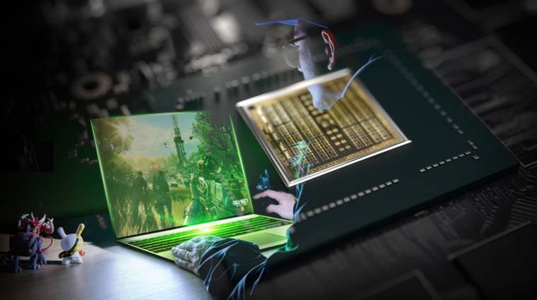 Kész az olcsó laptopokba szánt GeForce GTX 1660 Ti és 1650 kép