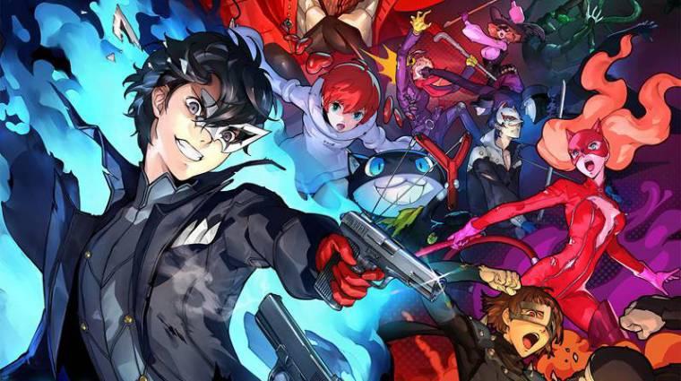 Persona 5 Scramble - új infók jöttek és egy új trailert is kaptunk bevezetőkép