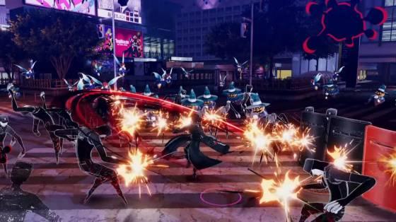 Persona 5 Strikers infódoboz