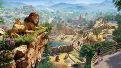 Az oroszlánkirály nyitánya ketrecben - erős pátosszal indít a Planet Zoo kép