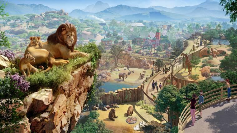 E3 2019 - megjelenési dátummal jött az új Planet Zoo trailer bevezetőkép