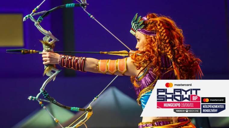 Jelentkezz a budapesti PlayIT cosplay versenyére! bevezetőkép