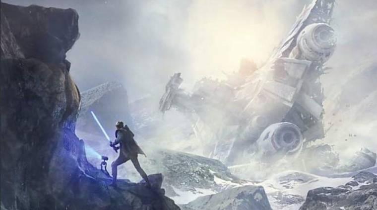 Star Wars Jedi: Fallen Order - kiszivároghatott néhány részlet és a plakát bevezetőkép