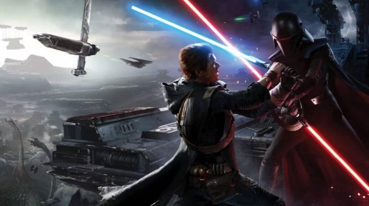 EA Play 2019 - közel tizenöt percnyi Star Wars Jedi: Fallen Order gameplayt mutattak nekünk bevezetőkép