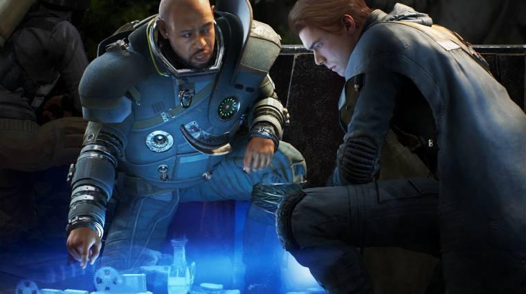 Star Wars Jedi: Fallen Order gépigény - RAM-ban erős vasra lesz szükségünk bevezetőkép
