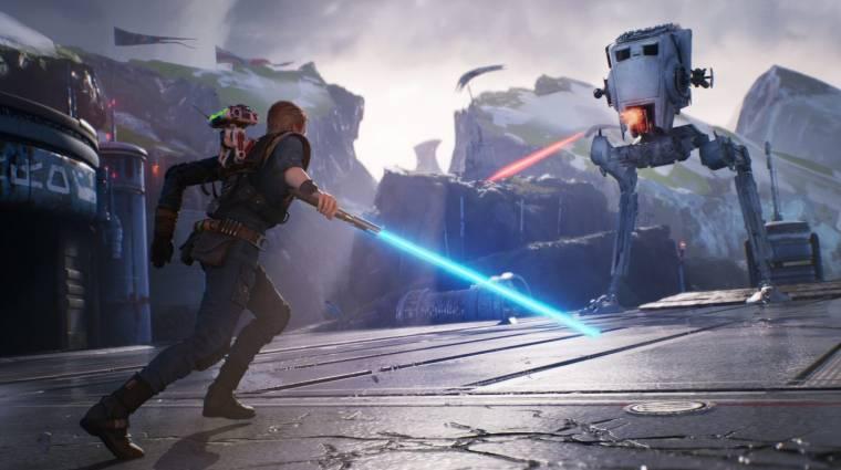 Az EA tényleg visszaköltözik a Steamre, a Star Wars Jedi: Fallen Order is elérhető lesz itt bevezetőkép