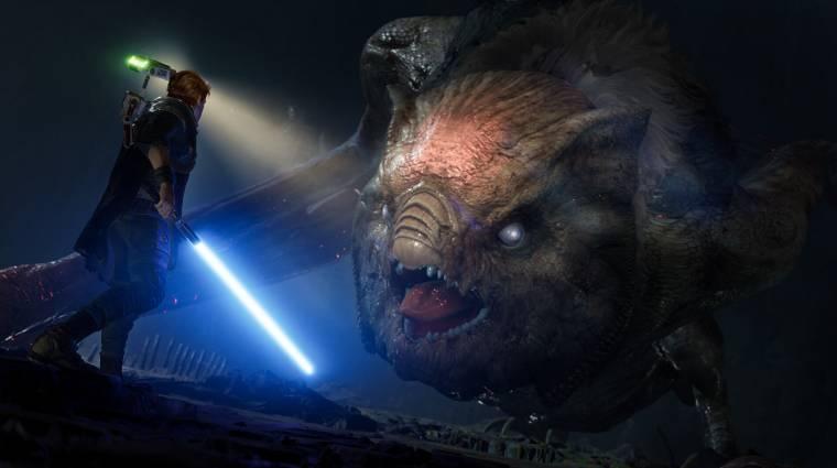 Star Wars Jedi: Fallen Order - a Respawn végzett a fejlesztéssel, elkészült a játék bevezetőkép