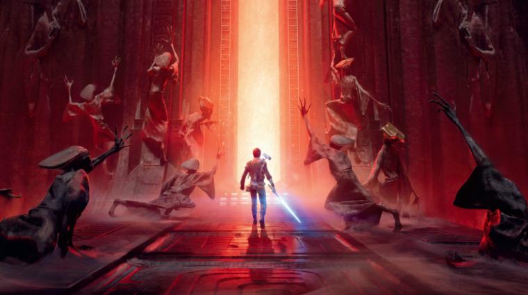 Star Wars Jedi: Fallen Order első benyomások - ezeket a droidokat kerestük? bevezetőkép